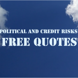 No-obligation free quotes for insurance against political and credit risks